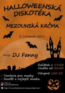Halloween 2019 plakát