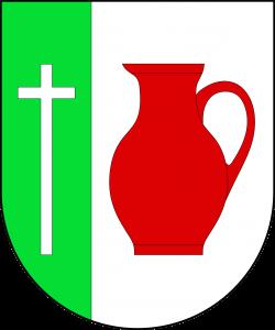 Znak obce Mezouň